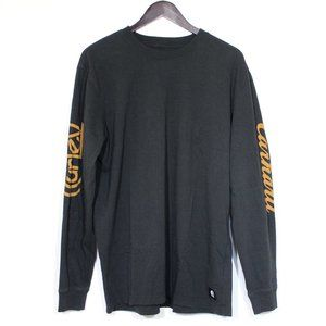 Carharrt x Hurley Long Sleeve Crew Neck Tee